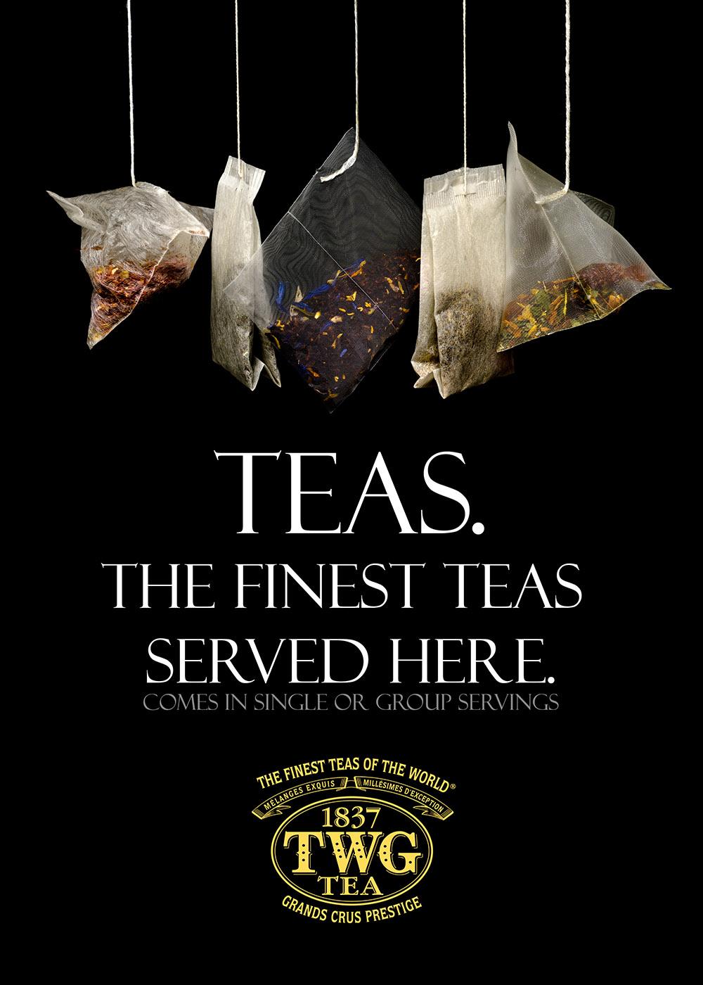 Poster: Teas