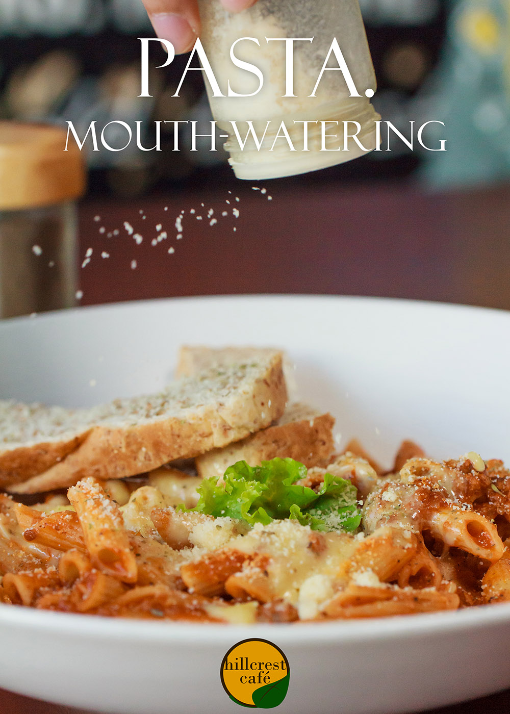 Poster: Mouth-watering pasta