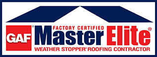 Kline Home Exteriors is GAF Master Elite Certified