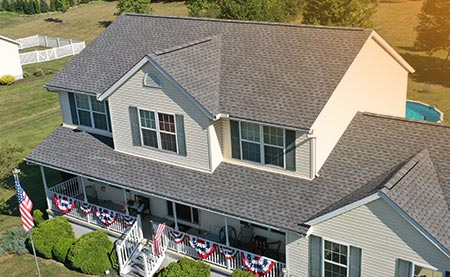 Shingle Roofing Services - Kline Home Exteriors