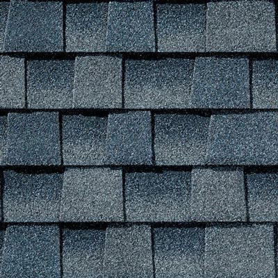 Biscayne Blue - Shingle Roofing
