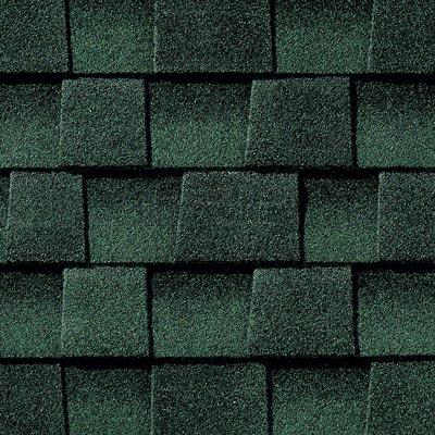 Hunter Green - Shingle Roofing