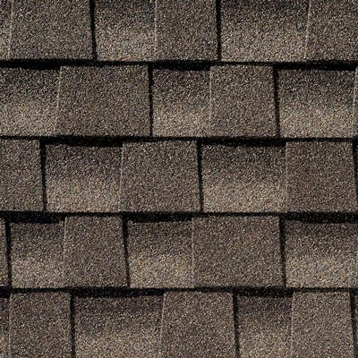 Mission Brown - Shingle Roofing