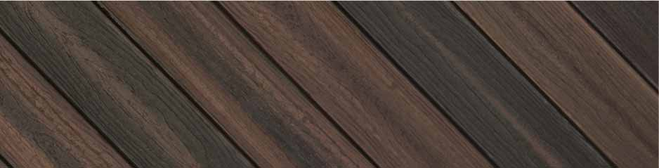 Rustic Walnut - Composite Decking