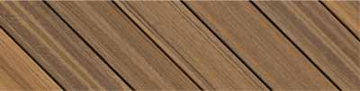 Spiced Teak - Composite Decking