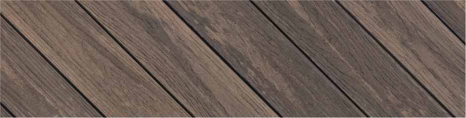 Weathered Wicker - Composite Decking