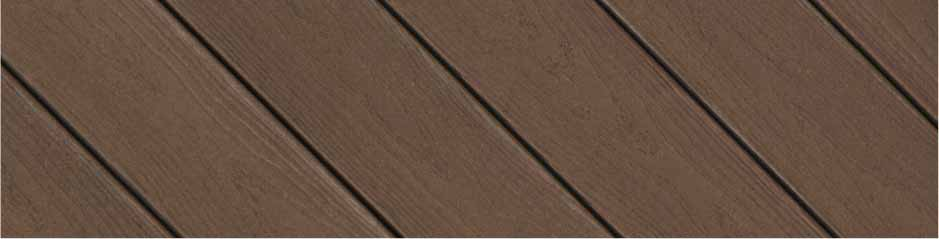 Caribou Brown - Composite Decking