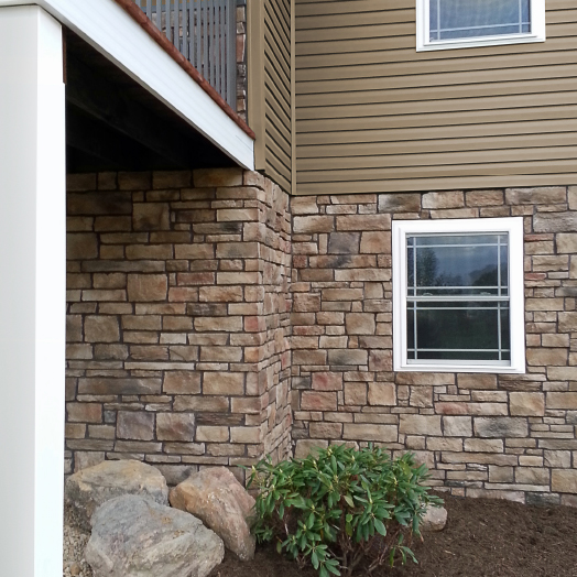 Terra Cut Home Exterior Stone