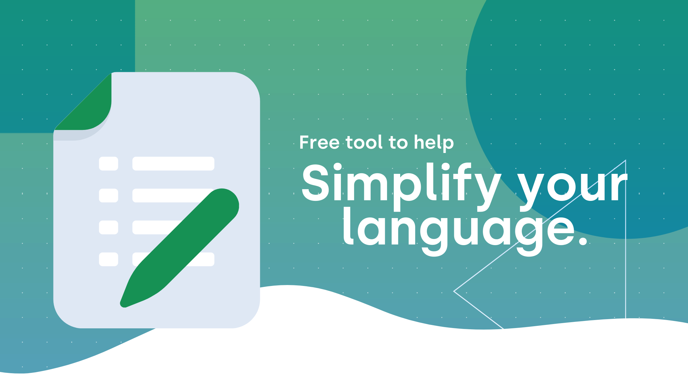Writing Simplifier | Write More Clearly