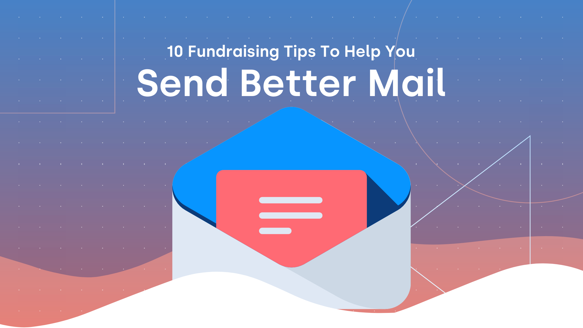 How to Ask For Funds Via Direct Mail