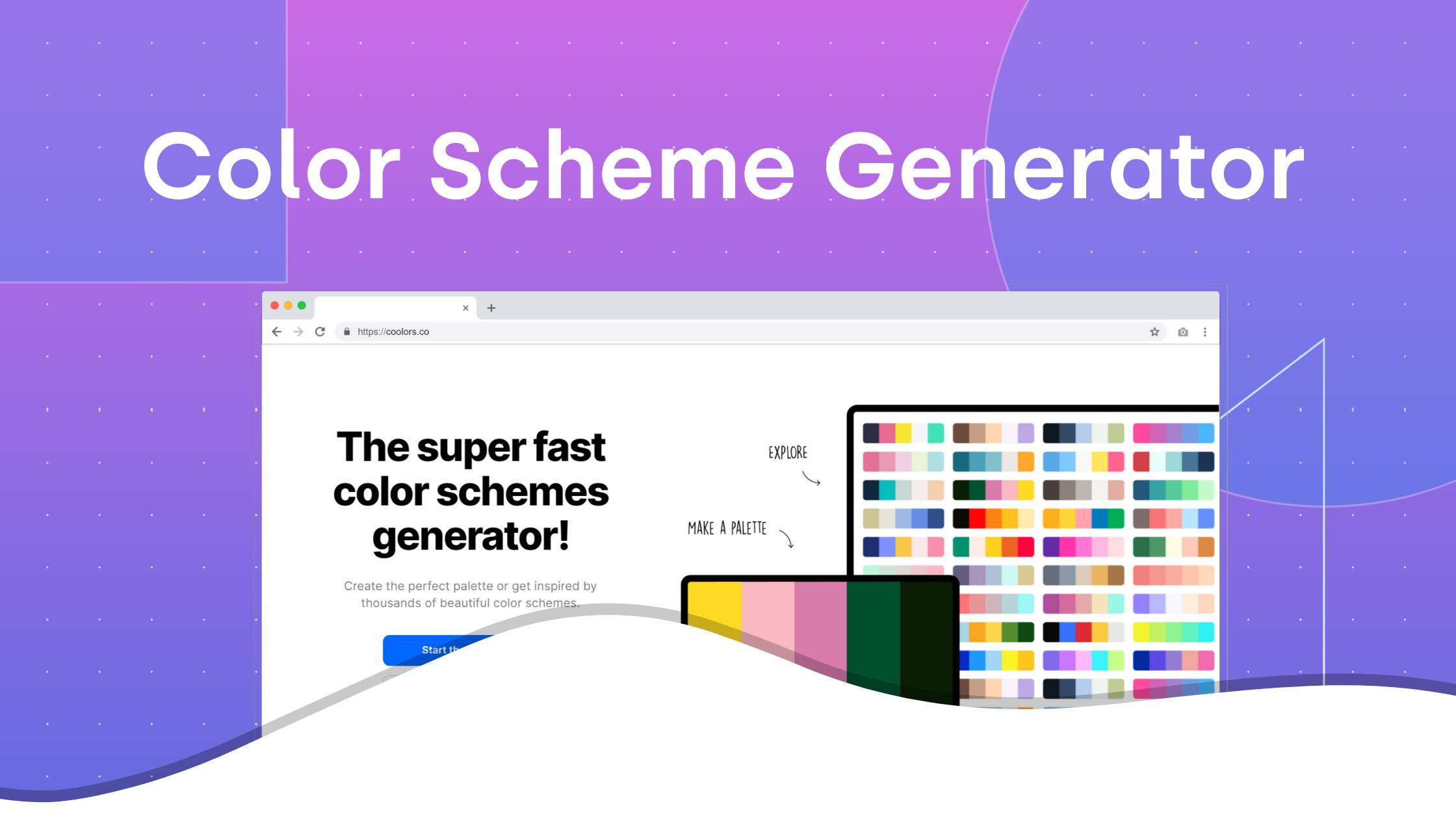 Free Color Palette Creator