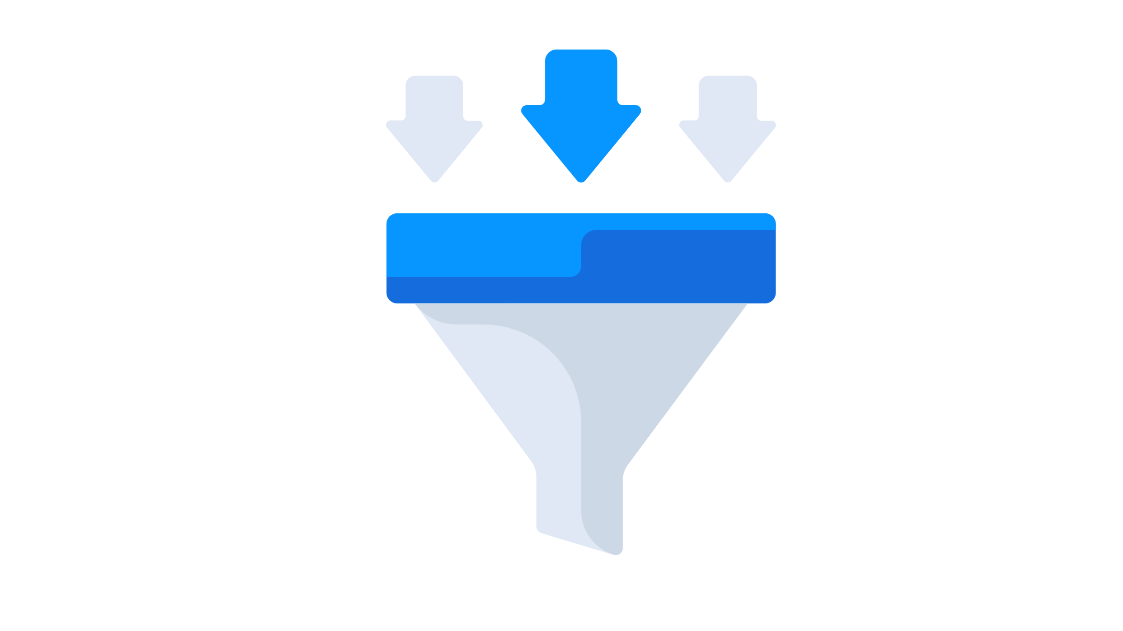 Fundraising Library Filter Icon