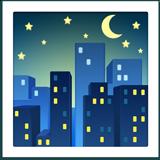 Night mode emoji