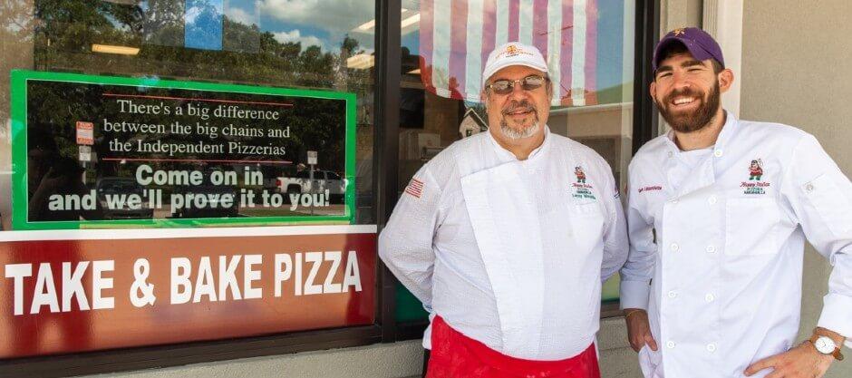 Choose Local - Happy Italian Pizzeria