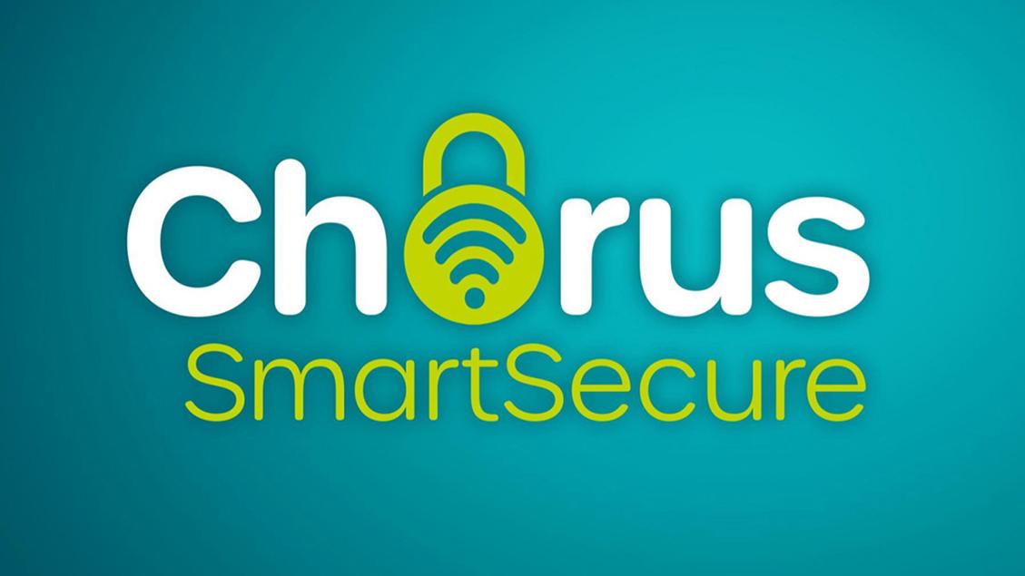 Chorus SmartSecure | Branding & Messaging