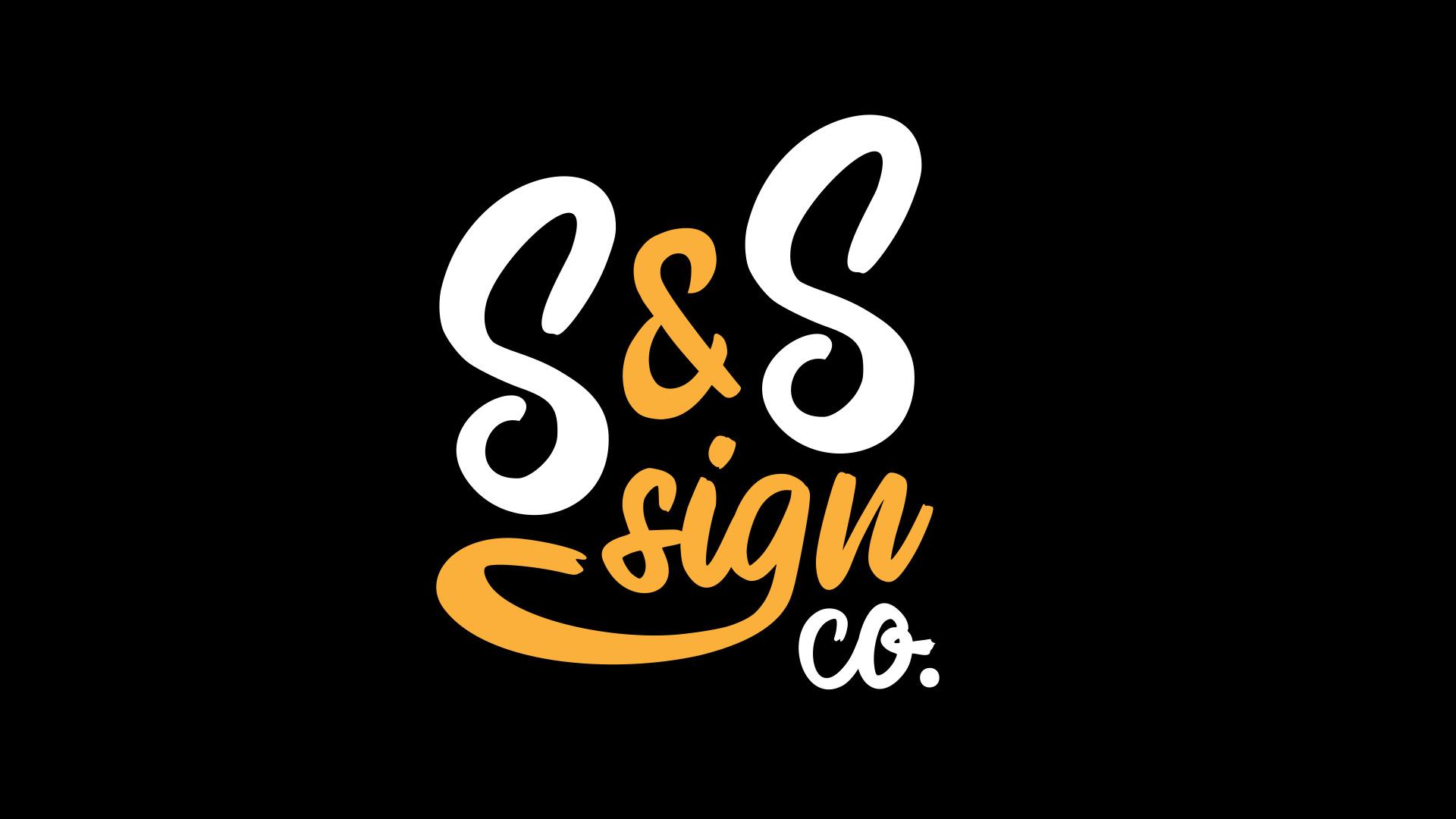 S&S Sign Company | Logo