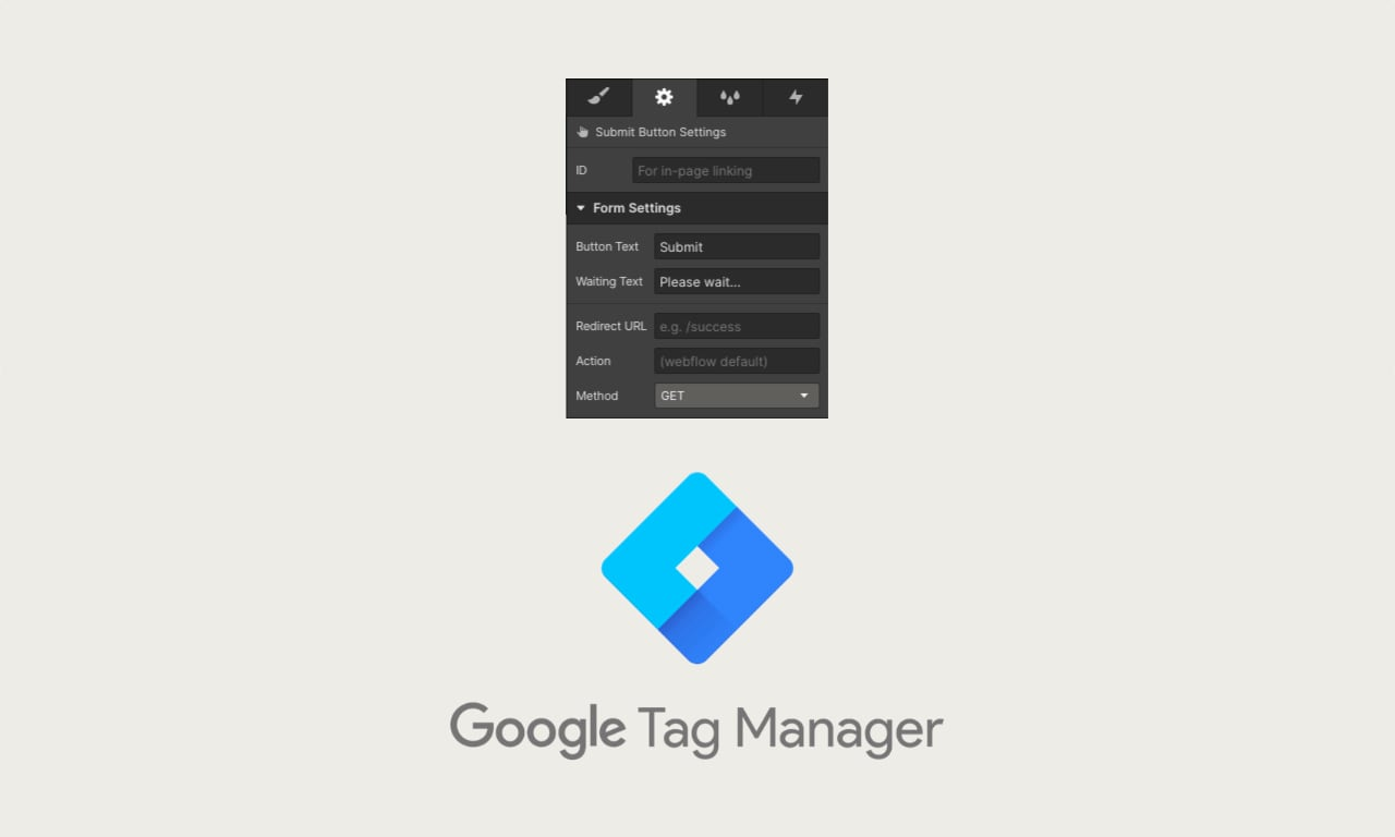 Creating a Google Analytics form submit event to track your Webflow form submissions in GA4 using Tag Manager