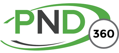 PND 360 Septic, Plumbing, & Construction Logo