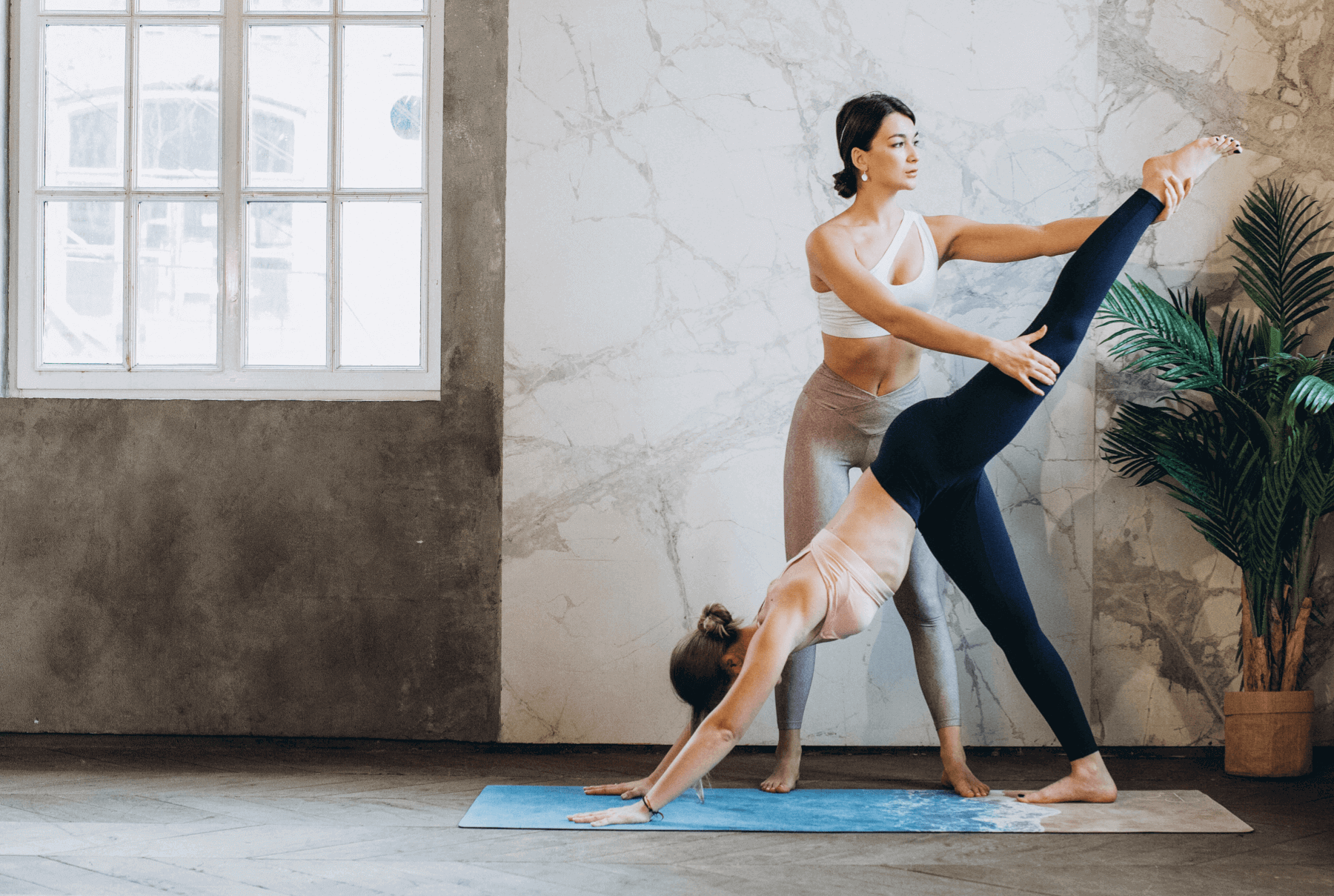Yoga Rivage