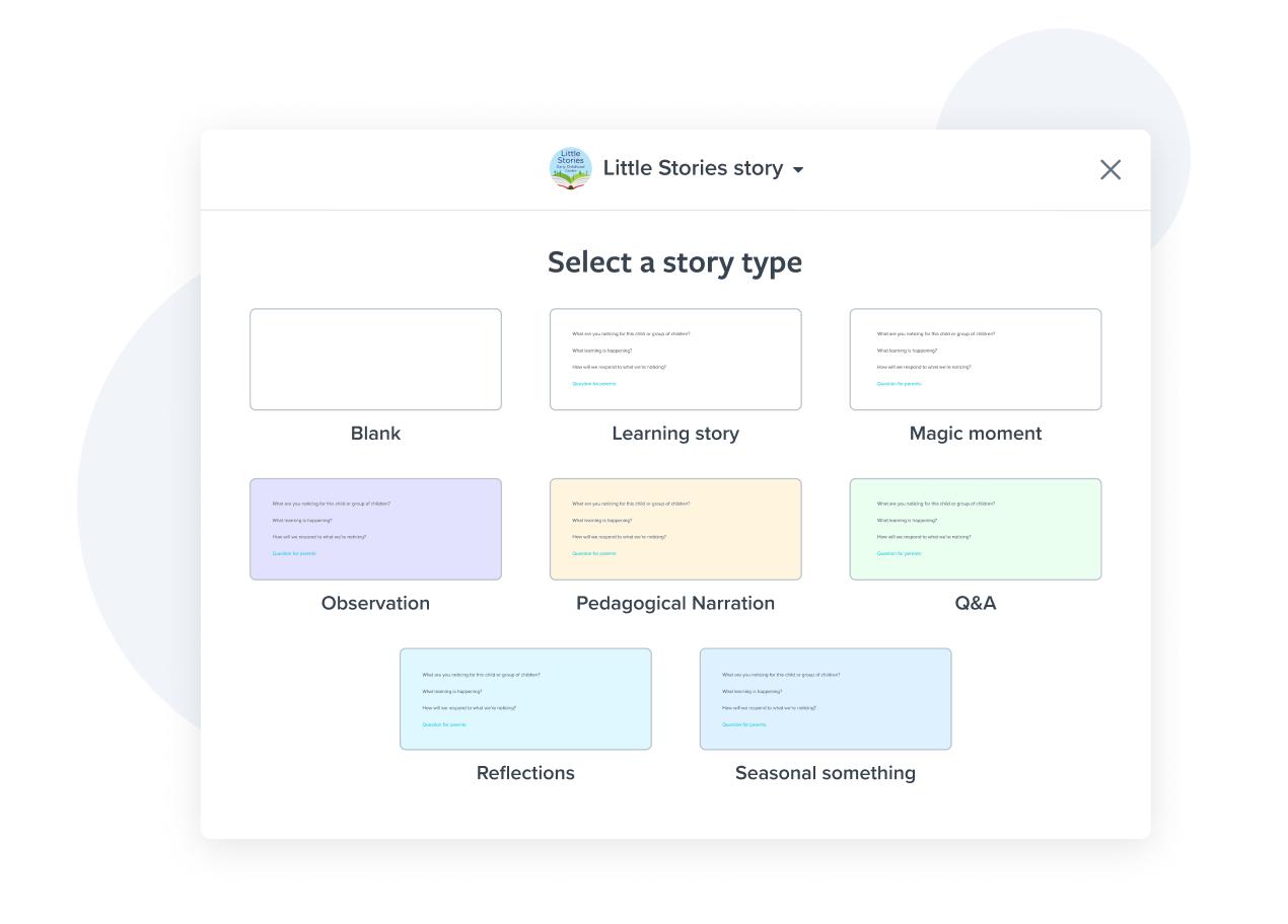 Storypark documentation tools