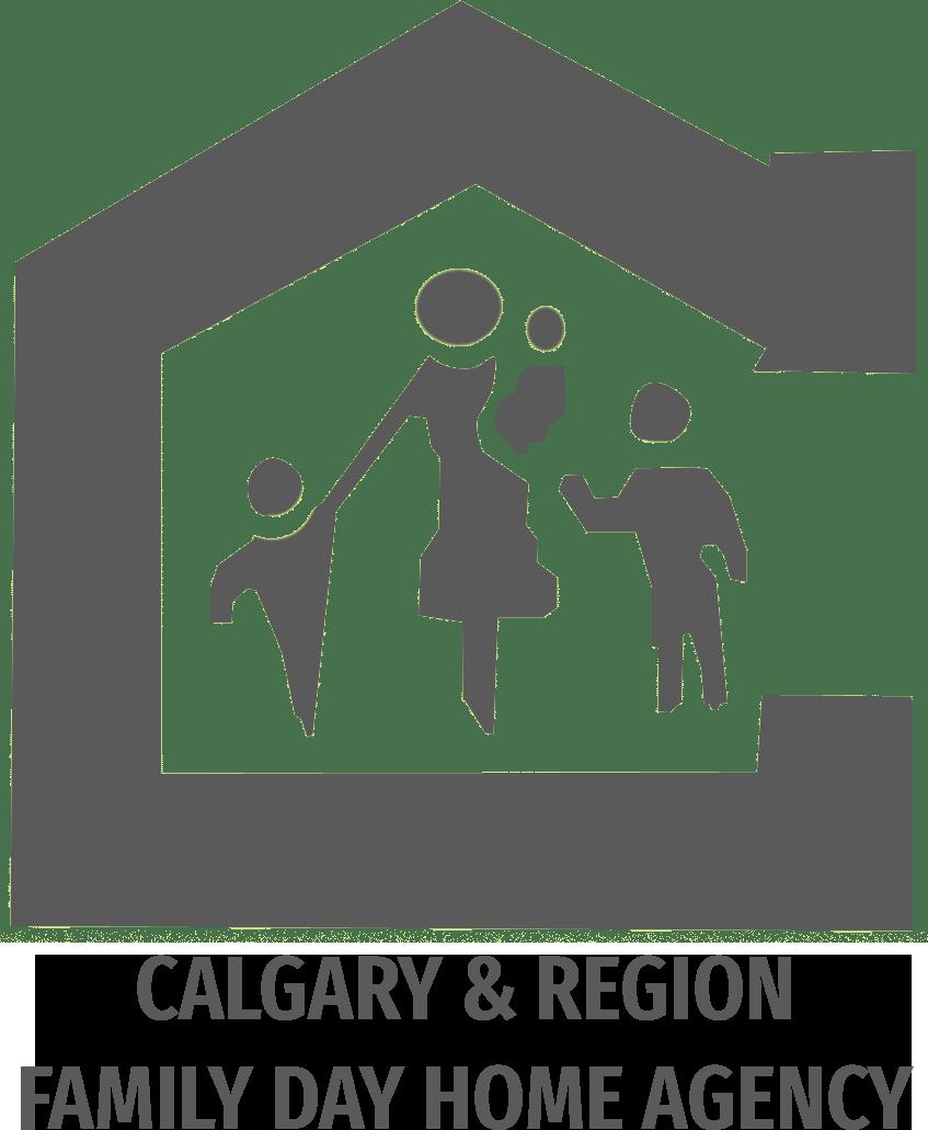 Calgary Region Family Day Home Logo