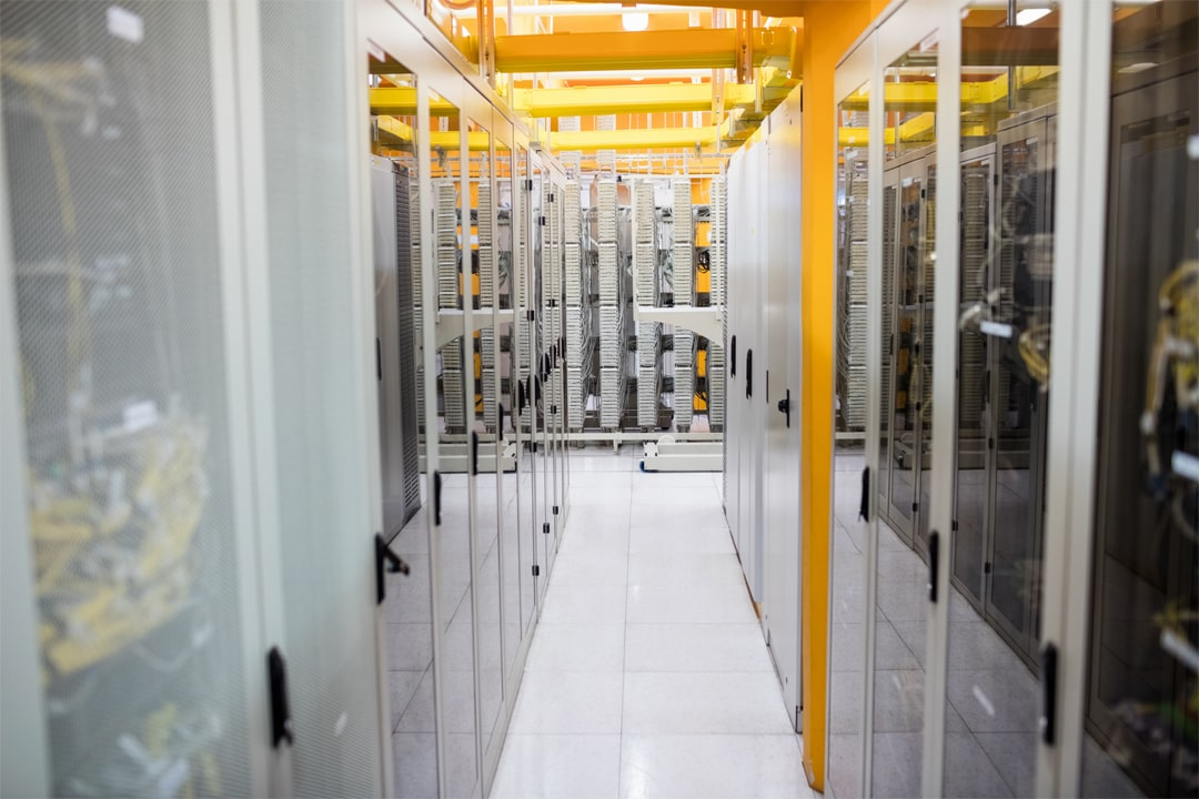 Image of Data centre