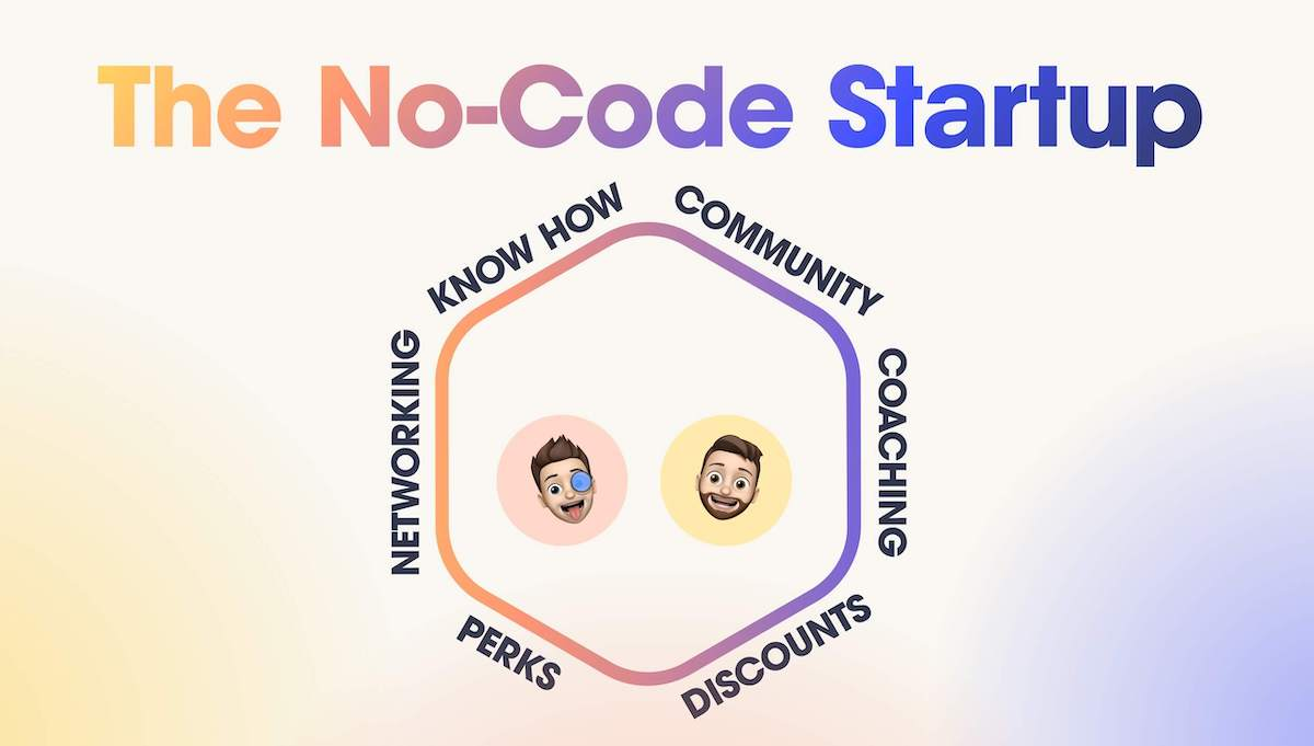 WeAreNoCode - The No-Code Startup