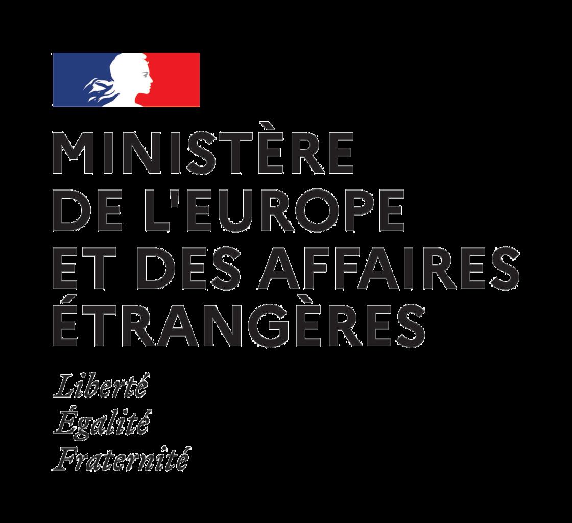 Logo France Ministre Affaires Etrangères