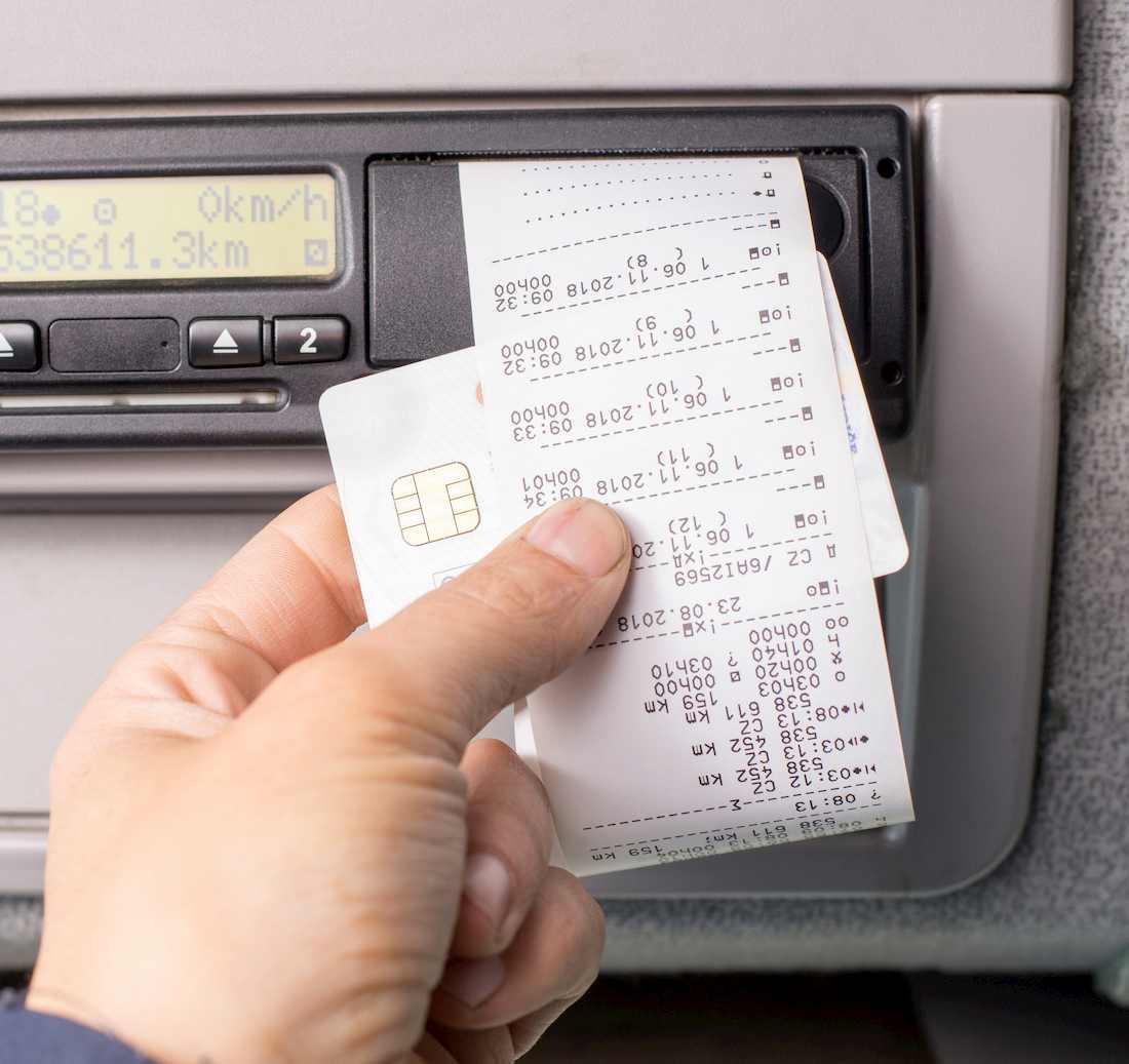 tachograph bureau analysis service