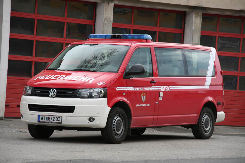 Mannschafts-Tansport-Fahrzeug