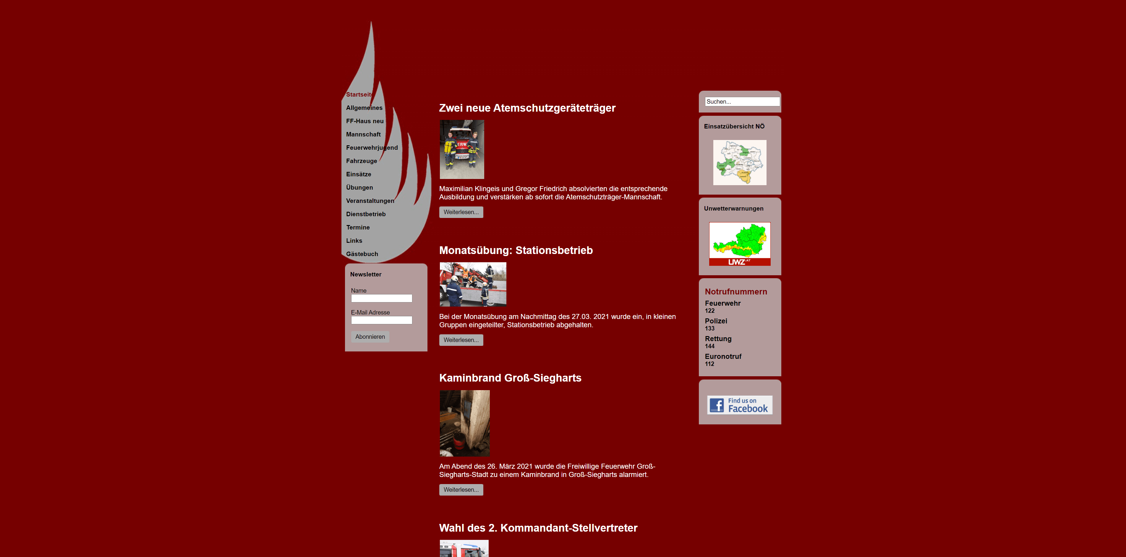 Ältere Beiträge / Archiv