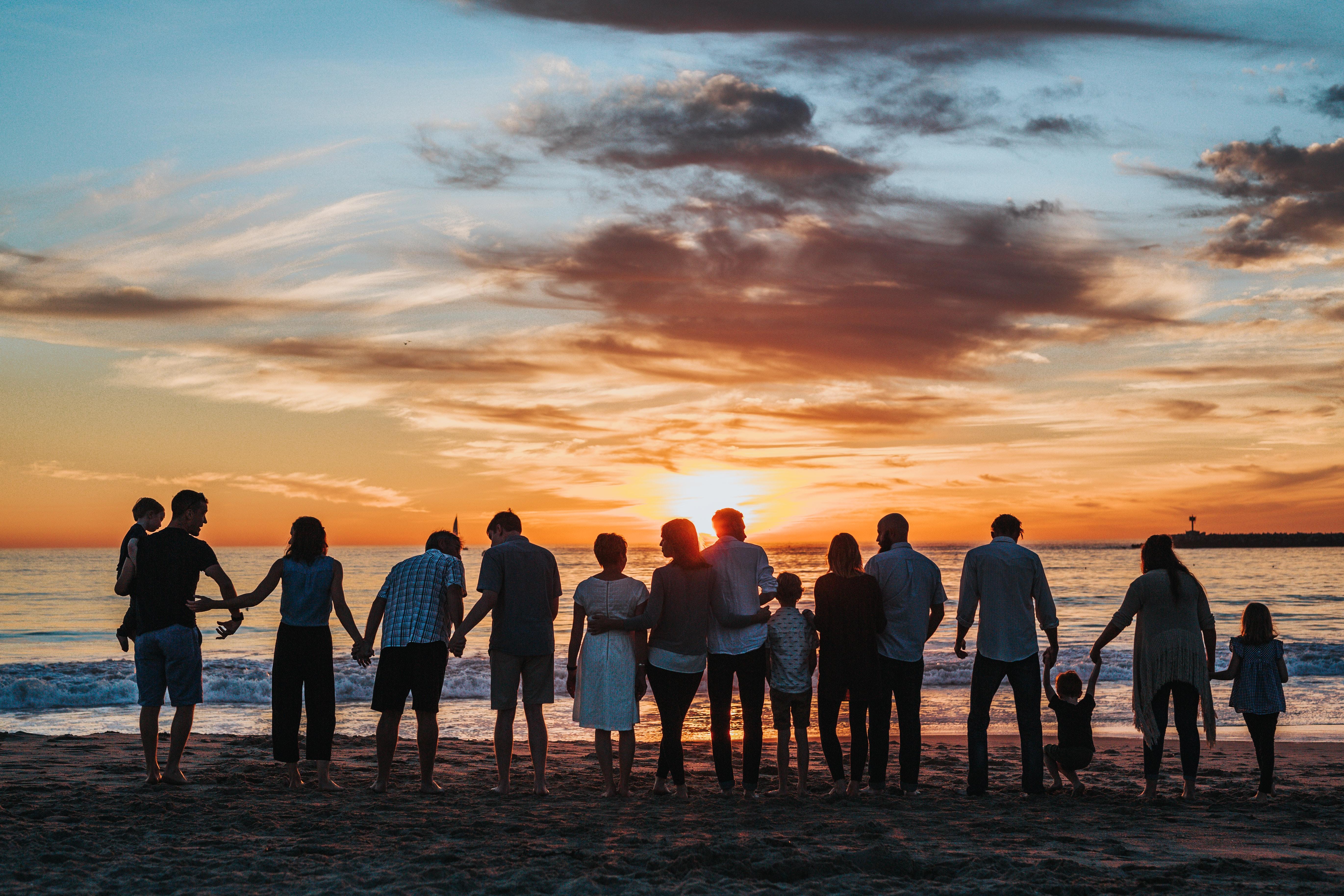 Streitlösung: Familienharmonie geht vor