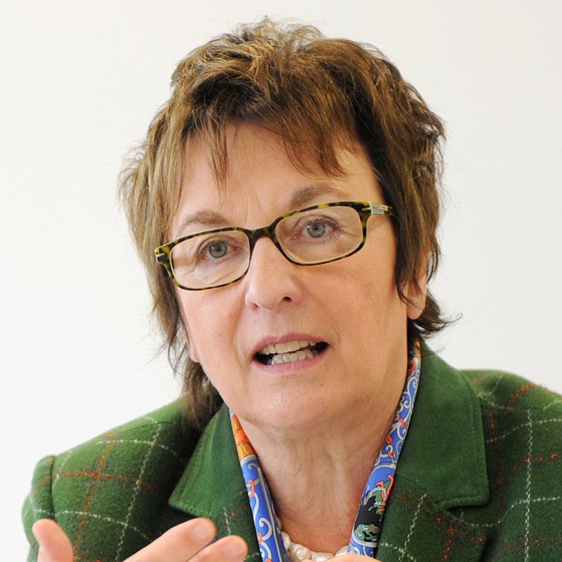 Brigitte Zypries Beirätin von erblotse.de und ehemalige Bundesministerin