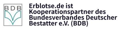 Erblotse.de ist ein Kooperationspartner des Bundesverbandes für Bestatter