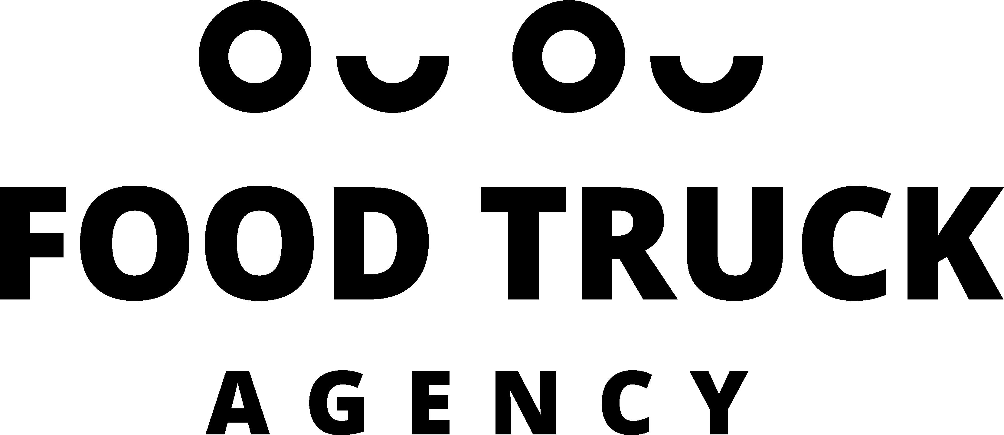 logo food truck agency