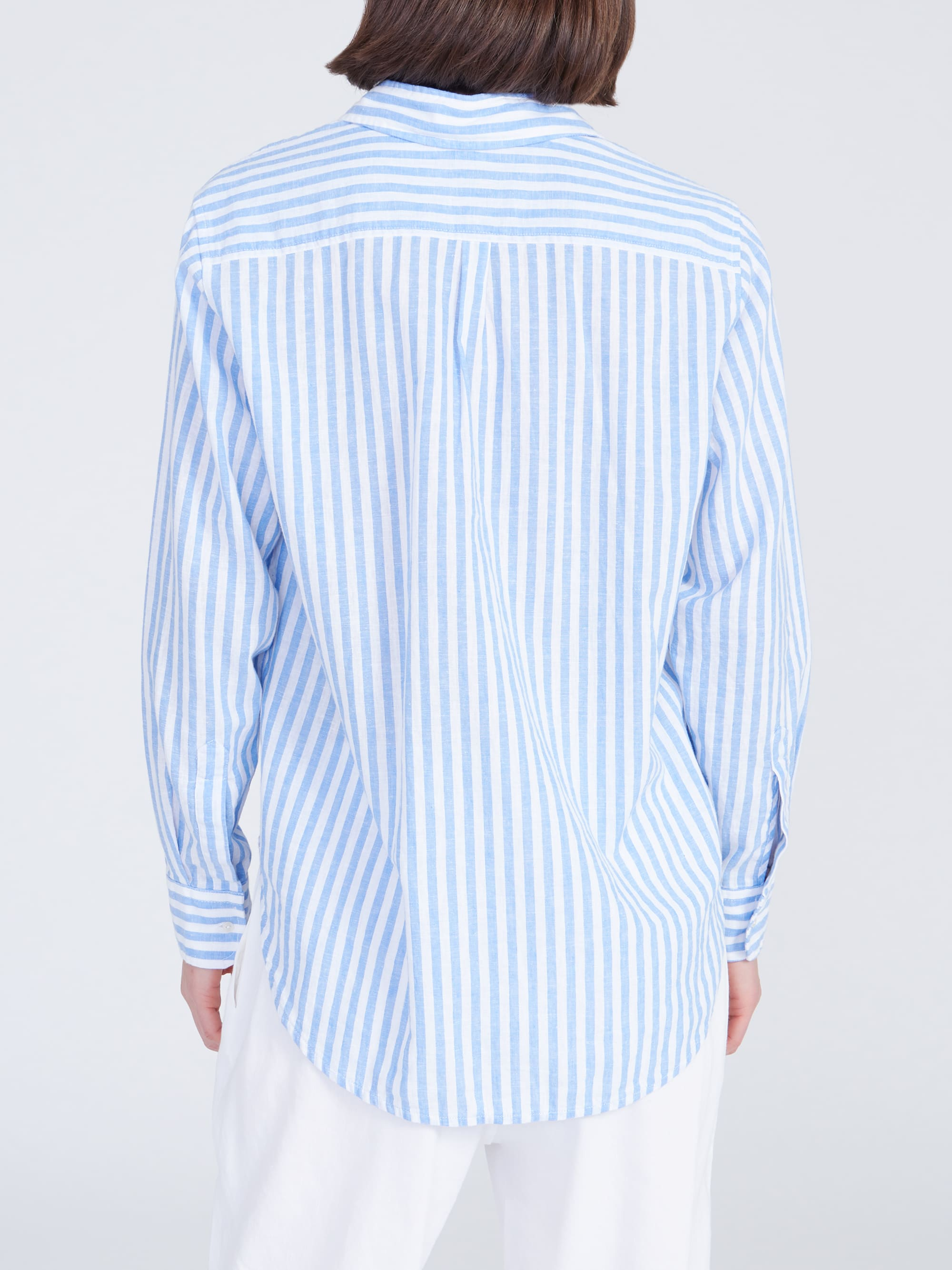 Hemdbluse Sanja Stripe