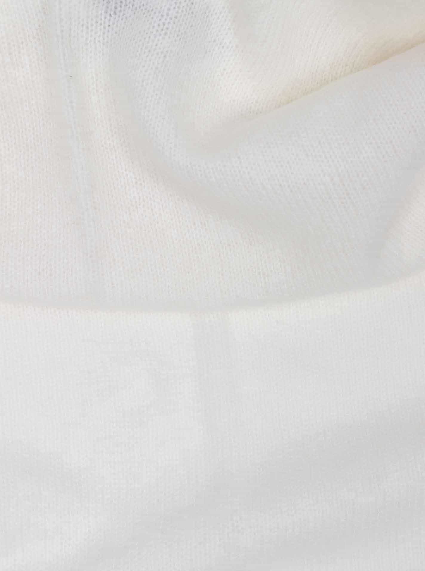 Dreieckstuch Cashmere Weiß