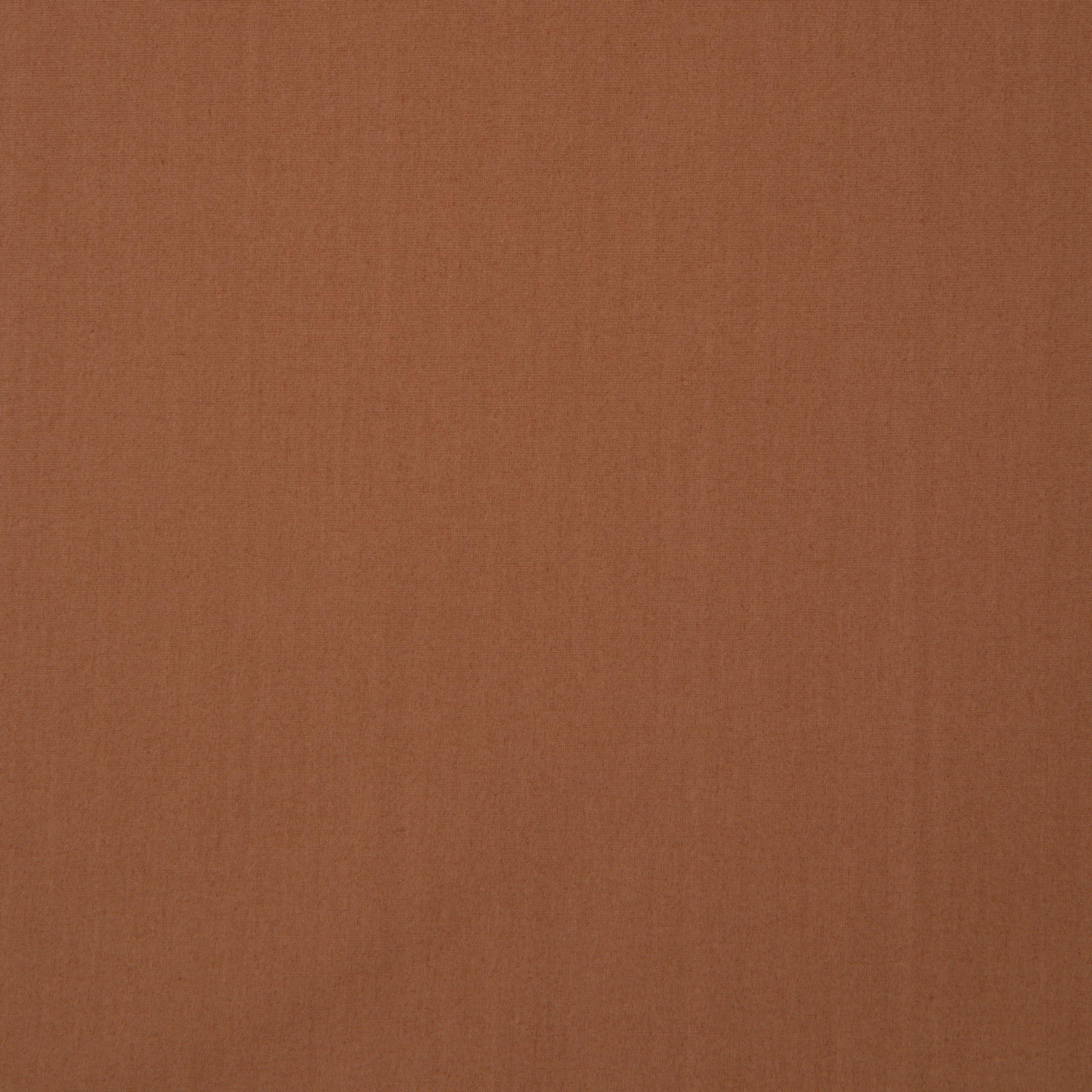 Hemdbluse Cropped Braun