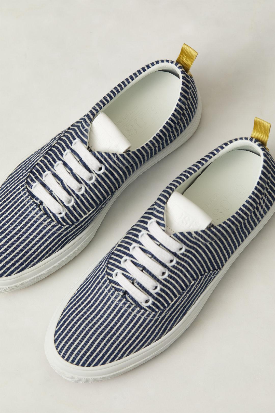 Denim Sneaker Streifen