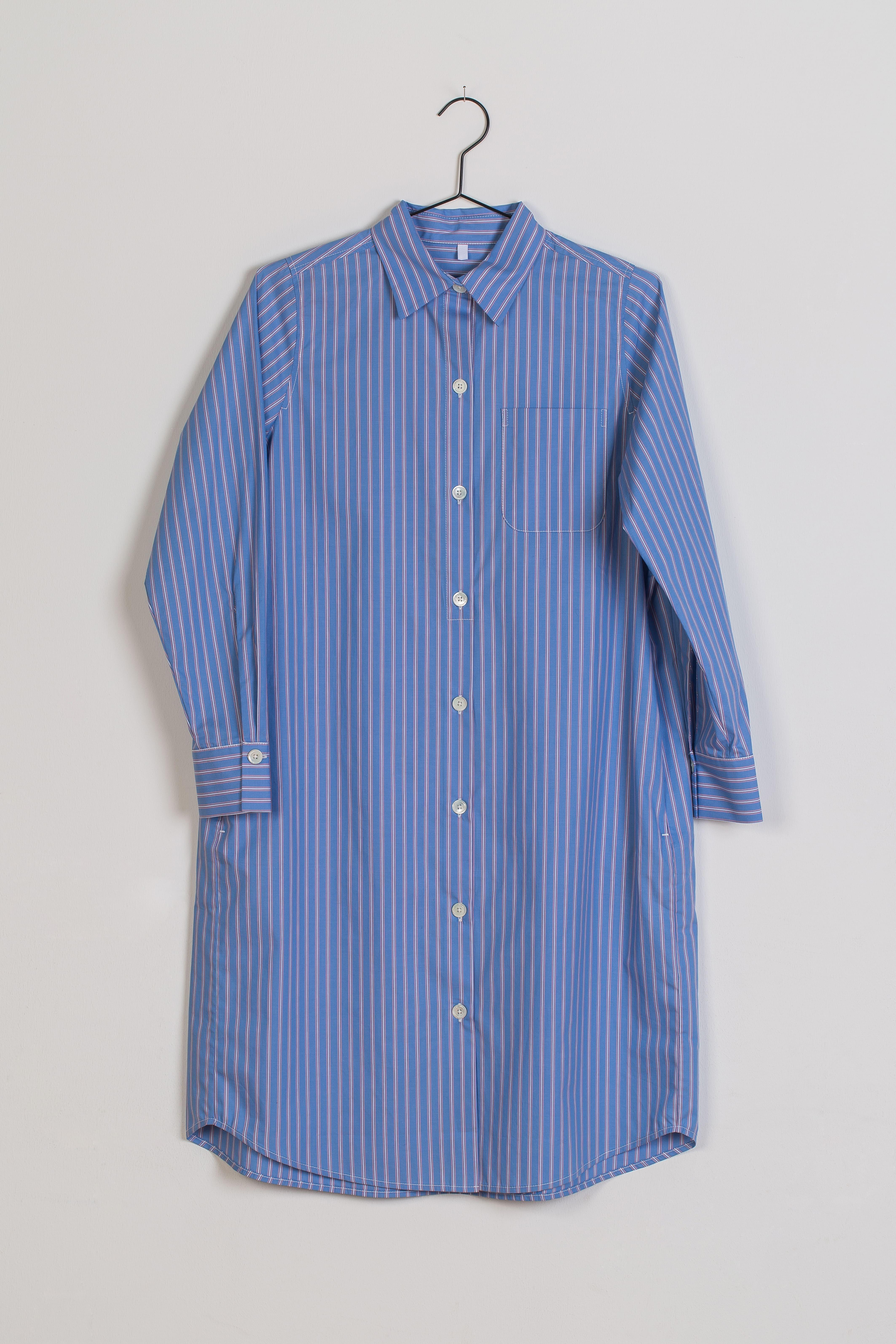 Hemdblusenkleid Stripe