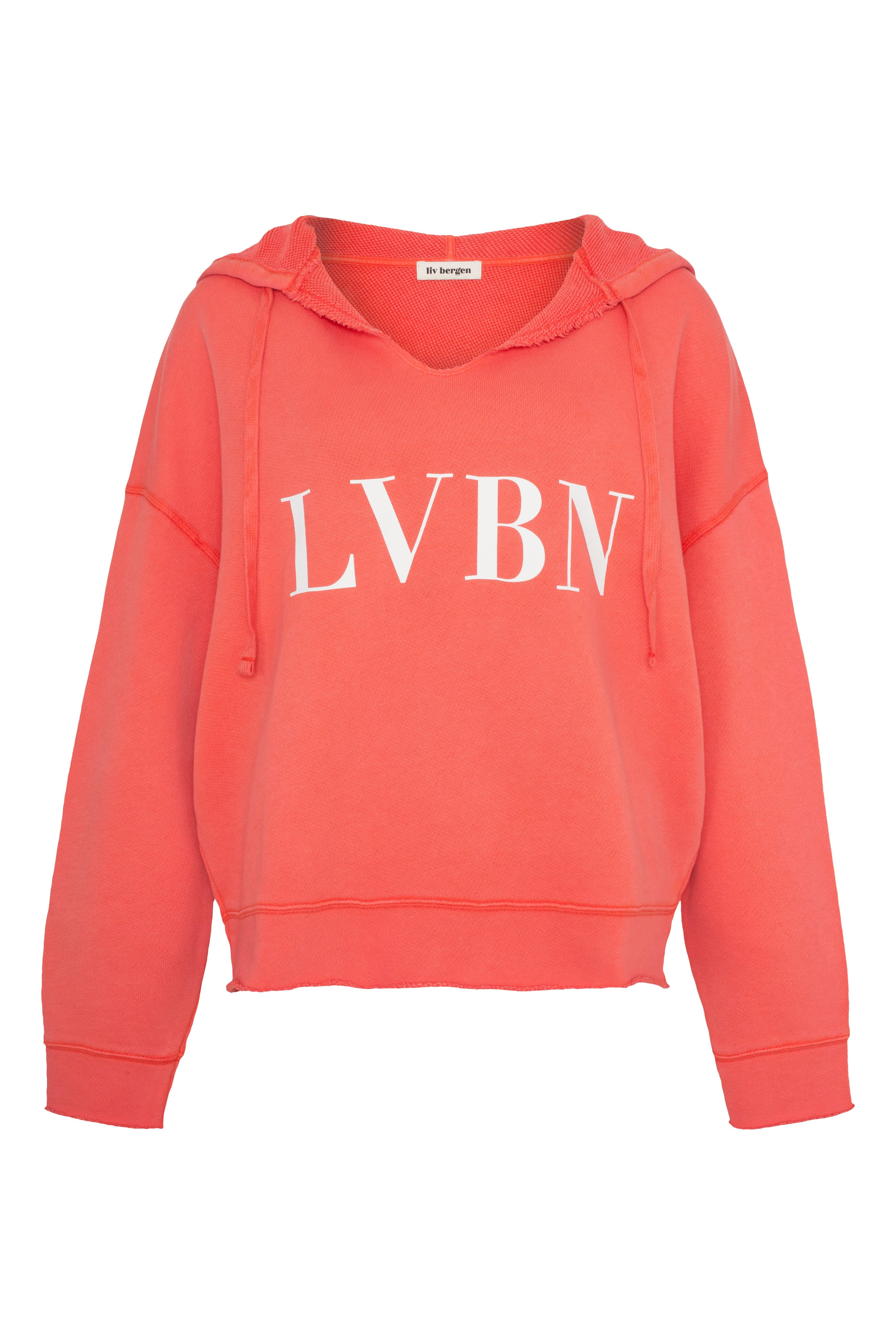 Hoodie LVBN Red