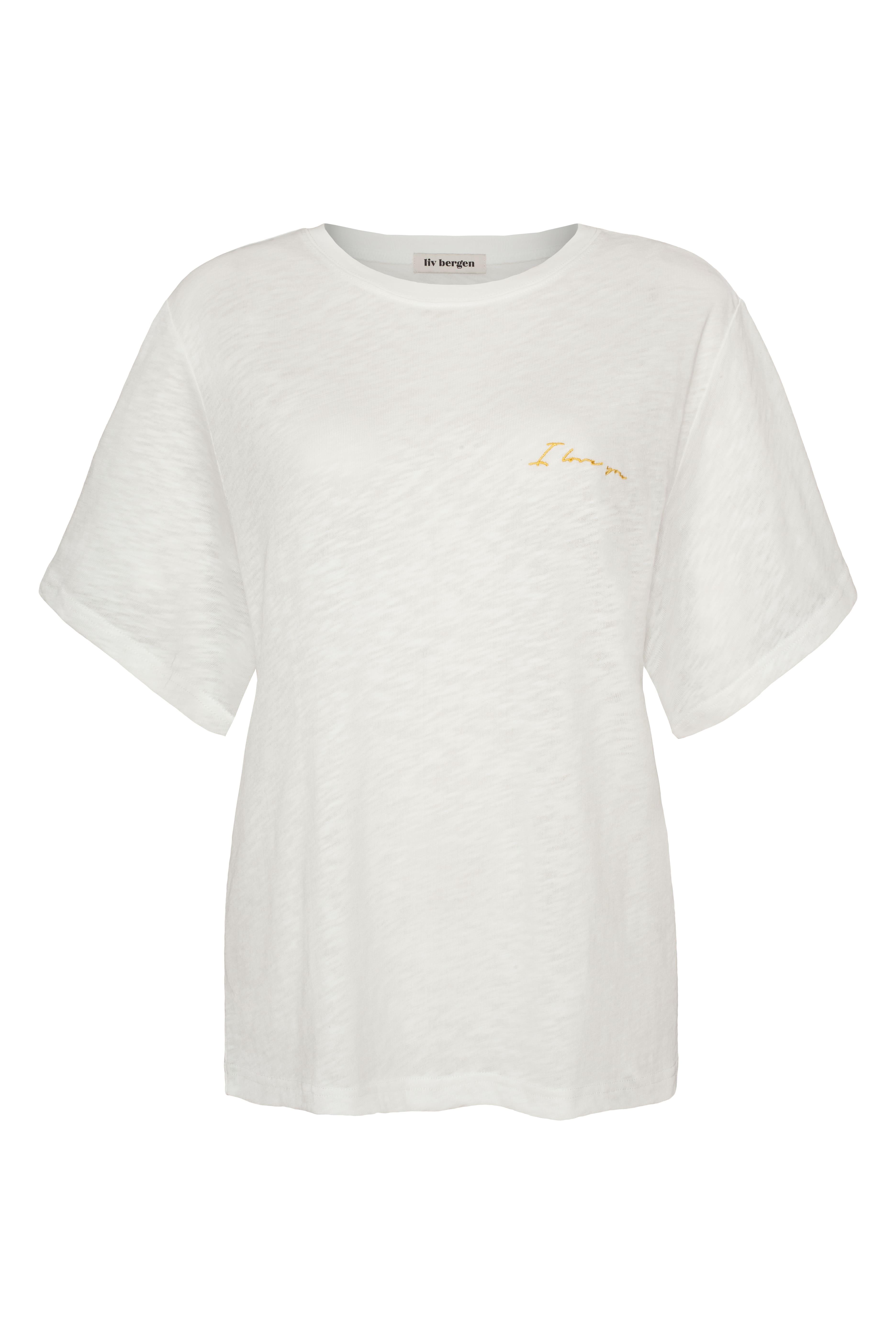 T-Shirt I Love you