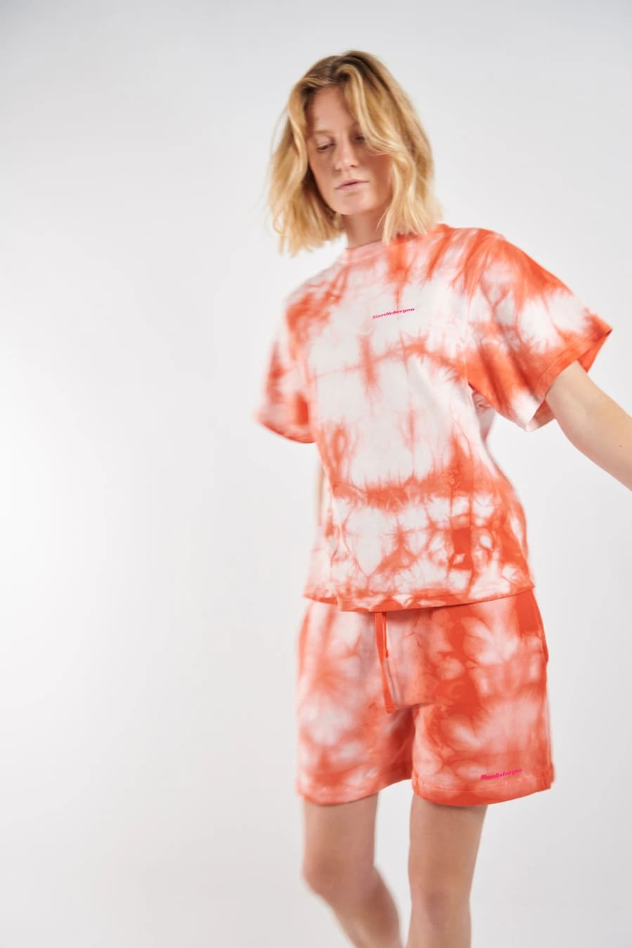 T-Shirt Batik Red