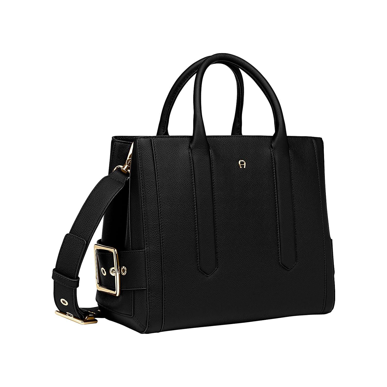 Handtasche Venezia Schwarz