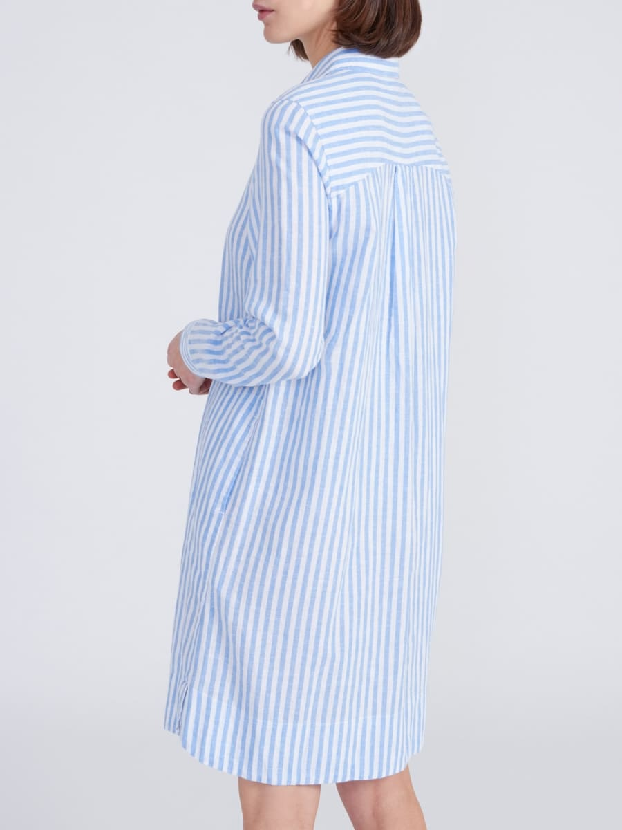 Hemdblusenkleid Gracia Streifen