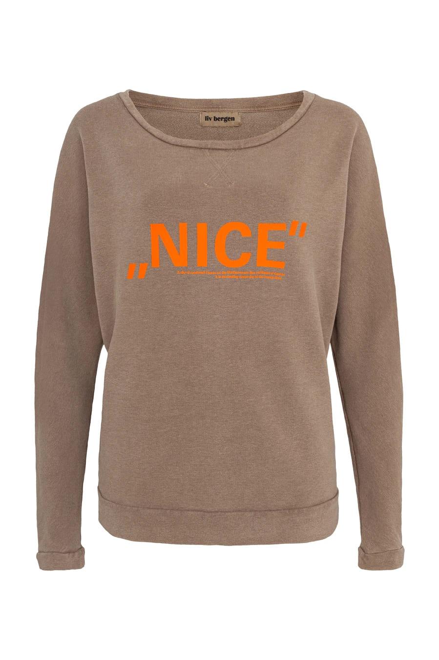 Sweatshirt Nice