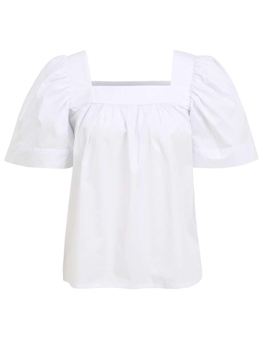 Bluse Vivy Weiß