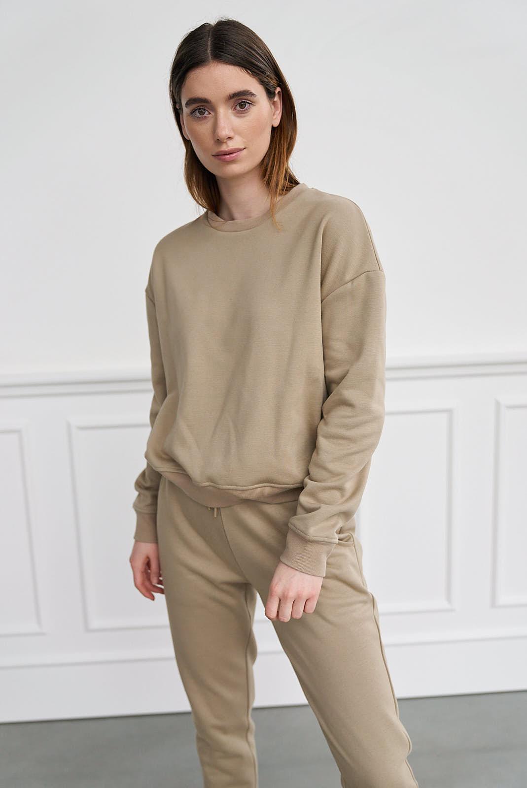 Sweatshirt Svea Camel