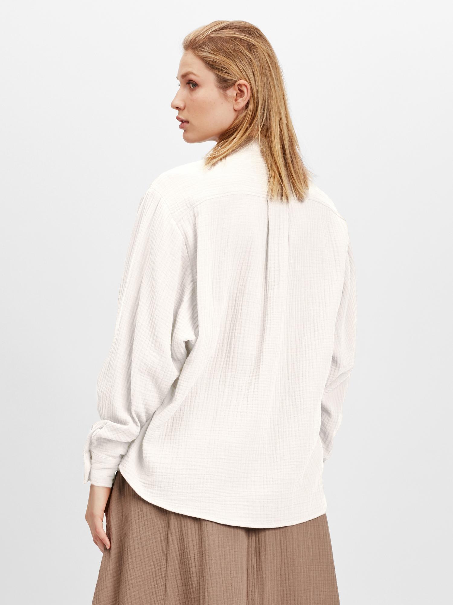 Shirt Ems Weiß