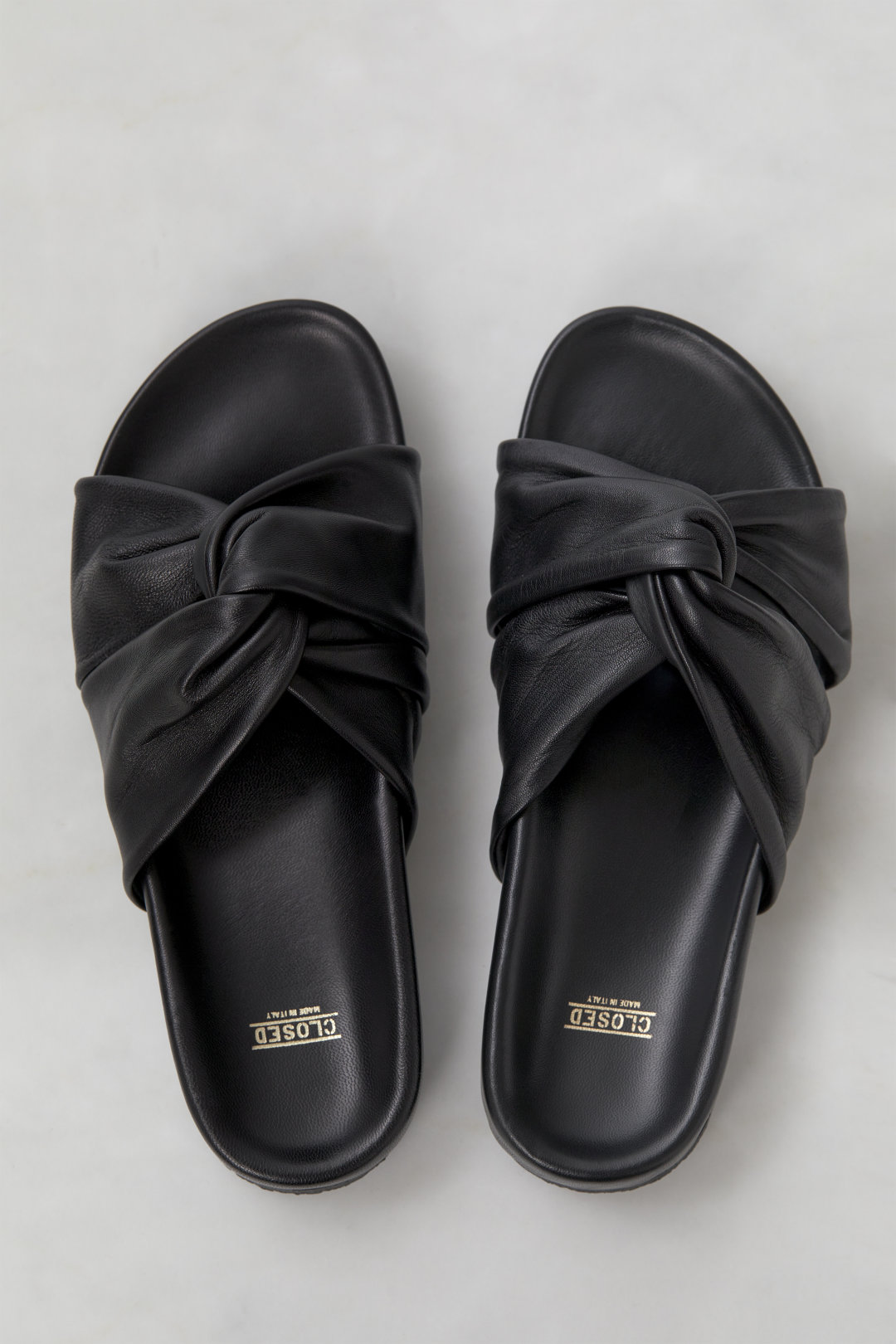 Sandale Cross Black